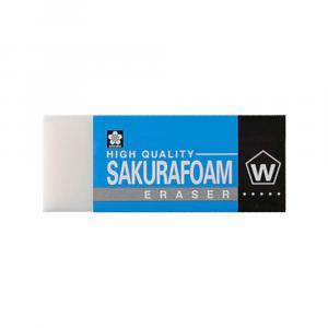 Borracha Sakura Foam Eraser XRFW-100