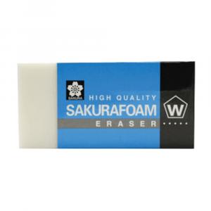Borracha Sakura Foam Eraser XRFW-300