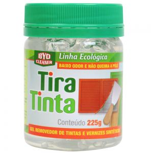 Tira Tinta Gel Ecológico 225ml Byo Cleaner