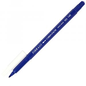 Caneta Aquarelável Fibralo Caran d'Ache Azul 140