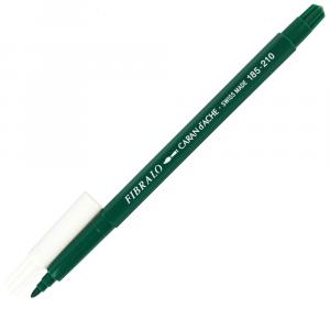 Caneta Aquarelável Fibralo Caran d'Ache Verde 210