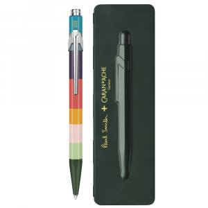 Caneta Esferográfica Caran d'Ache 849 Paul Smith Racing Green