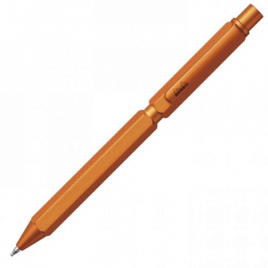 Caneta Multifuncional Rhodia Pen Script Orange