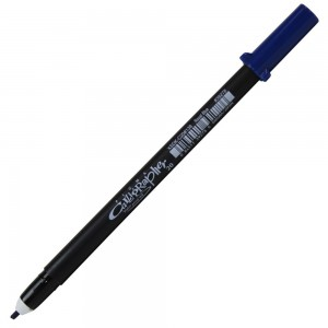 Caneta Pigma Calligrapher 20 Sakura Royal Blue