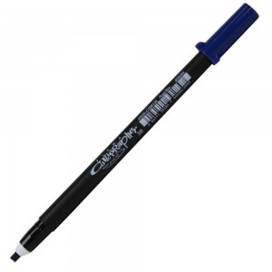 Caneta Pigma Calligrapher 30 Sakura Royal Blue