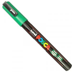 Caneta Posca Uni Ball PC-3M Verde