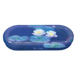 Case Porta Óculos Monet Ninfea