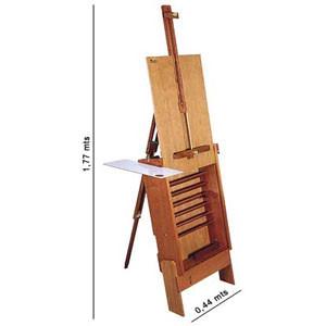 Cavalete Pintura Fricote TRIDENT 12508