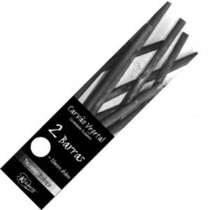 Carvão Vegetal Para Desenho Vegetal Keramik 02