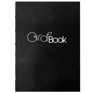 Bloco Para Sketch GrafBook 360° A5 Clairefontaine