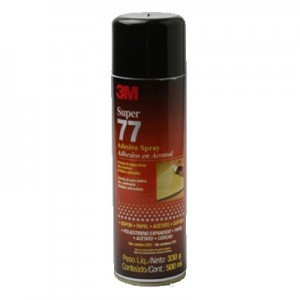 Cola Adesivo Spray Super 77   500ml