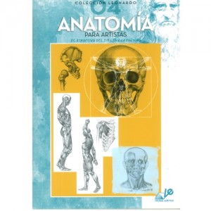 Anatomia - Coleção Leonardo 04