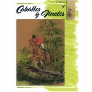 Caballos Y Jinetes - Coleção Leonardo 11