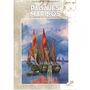 Paisajes Marinos - Coleção Leonardo 27