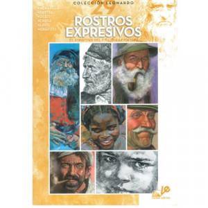 Rostos Caracteristicos - Coleção Leonardo 29