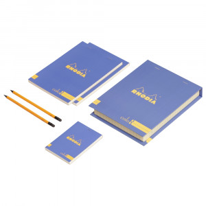 The Essential Color Box Rhodia Blue