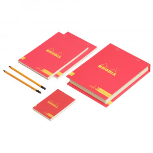 The Essential Color Box Rhodia Poppy