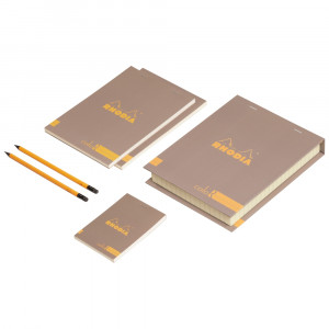 The Essential Color Box Rhodia Taupe