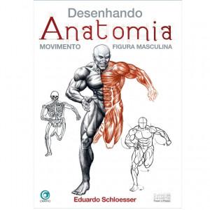 Desenhando Anatomia Movimento Figura Masculina