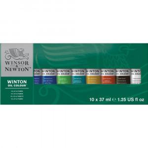 Estojo Tinta Óleo Winton Winsor & Newton 37ml