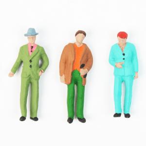 Figuras Para Maquetes 1/75 2291 Minitec 03 Peças