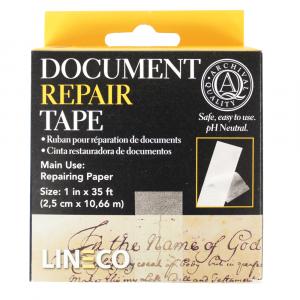 Fita Para Restauração de Documentos Lineco 901-0198