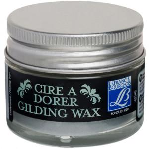 Cera Para Douração Gilding Wax Lefranc & Bourgeois 30ml 710 Silver