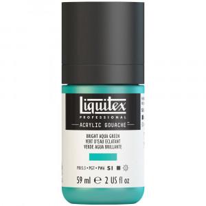 Tinta Acrílica Guache Liquitex 59ml S1 660 Bright Aqua Green