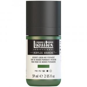 Tinta Acrílica Guache Liquitex 59ml S1 224 Hooker's Green