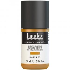 Tinta Acrílica Guache Liquitex 59ml S1 234 Bright Gold