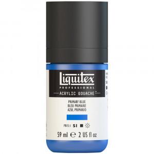 Tinta Acrílica Guache Liquitex 59ml S1 420 Primary Blue