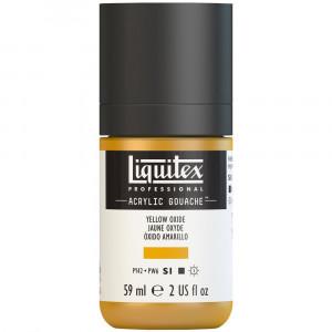 Tinta Acrílica Guache Liquitex 59ml S1 416 Yellow Oxide
