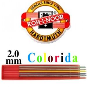 Mina Grafite Koh-I-Noor 2.0mm Colorida 4301
