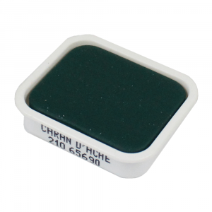 Tinta Guache Studio Caran d'Ache Pastilha 210 Emerald Green