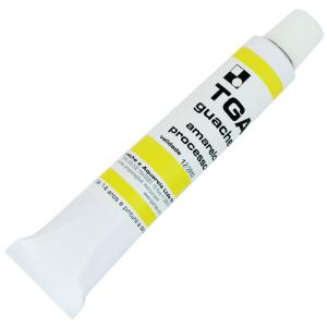 Tinta Guache TGA Amarelo Processo 25ml