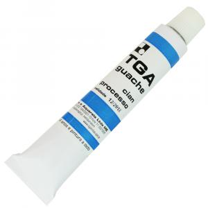 Tinta Guache TGA Azul Cian Processo 25ml
