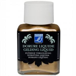 Tinta Líquida Para Douração Gilding Liquid Lefranc & Bourgeois 30ml 715 Brass