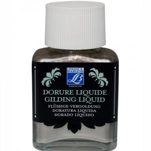 Tinta Líquida Para Douração Gilding Liquid Lefranc & Bourgeois 30ml 710 Silver