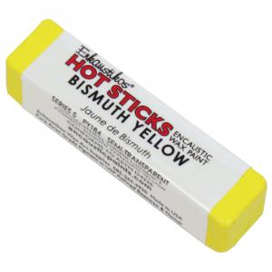 Bastão Encáustica G5 17801 Bismuth Yellow Enkaustikos