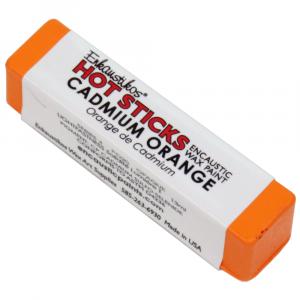 Bastão Encáustica G4 17887 Cadmium Orange Enkaustikos
