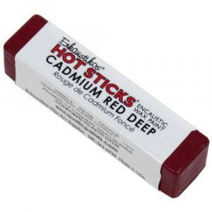 Bastão Encáustica G5 17894 Cadmium Red Deep Enkaustikos