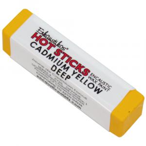 Bastão Encáustica G4 17931 Cadmium Yellow Deep Enkaustikos