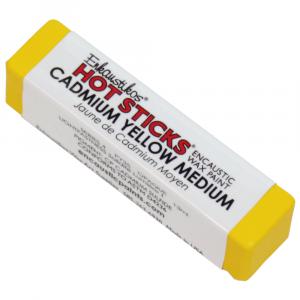 Bastão Encáustica G4 17955 Cadmium Yellow Medium Enkaustikos