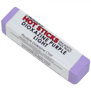 Bastão Encáustica G6 18082 Dioxazine Purple Light Enkaustikos