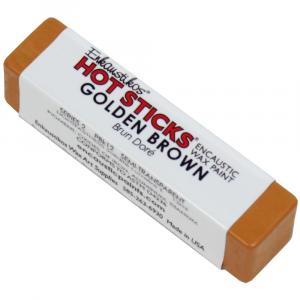 Bastão Encáustica G2 18112 Golden Brown Enkaustikos