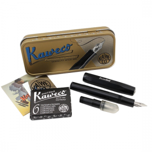 Kit de Caligrafia Black Kaweco
