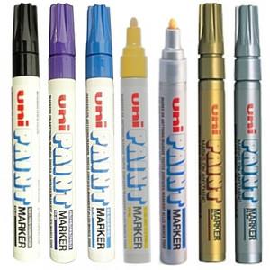 Caneta Paint Marker PX-20 07 Cores