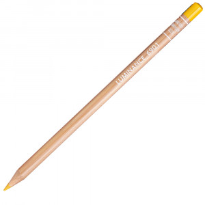 Lápis de Cor Caran d'Ache Luminance 523 Indian Yellow