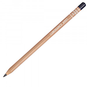 Lápis de Cor Caran d'Ache Luminance 649 Indathrone Blue