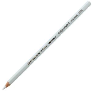 Lápis Aquarelado Caran D'Ache Supracolor 002 Silver Grey